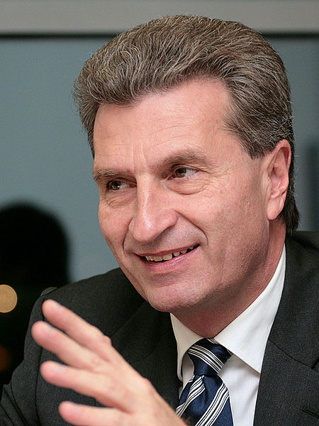 Günther Öttinger